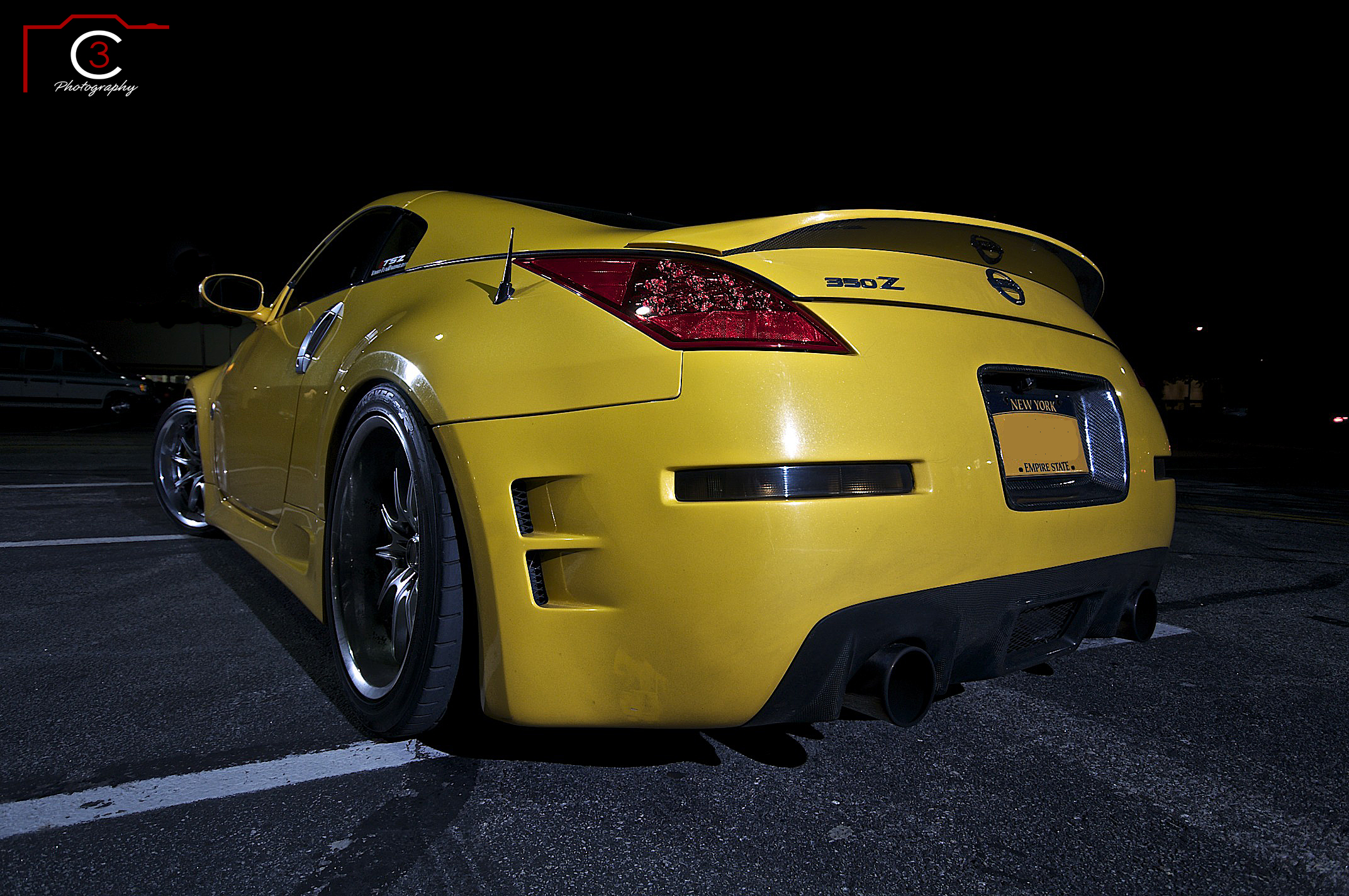 Pop's TT VQ35 Powered 350Z