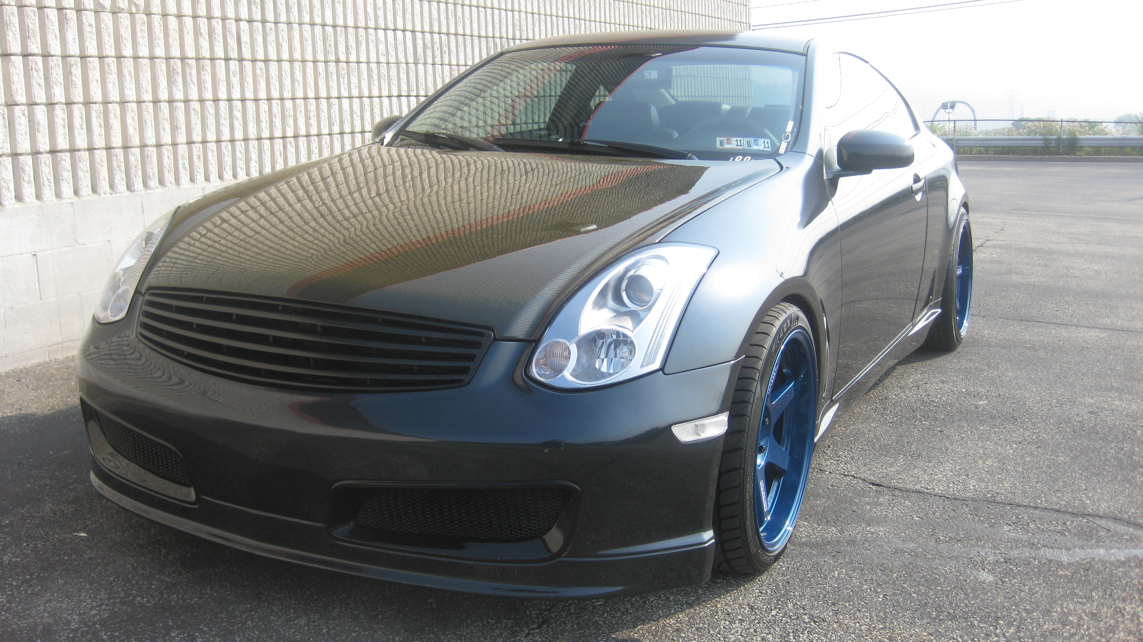 O HELLA OEM's VQ35 Powered Porsche G35
